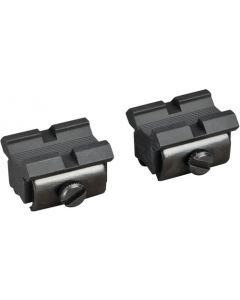 "Weaver Base .22 Pair Converter T-22 2-pc 3/8"" To Weaver Styl"