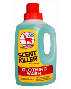 Wildlife Research Killer Super Charged Clothing Wash Liquid 32Fl Oz