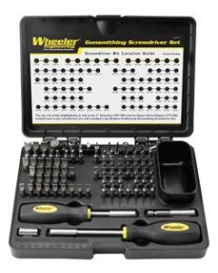 Wheeler Engineering 89-Pc Deluxe Screwdriver Kit