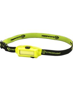 Streamlight Bandit Headlamp Led 3 Output Modes Yellow