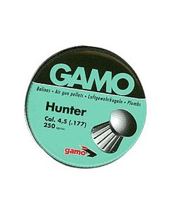 Gamo .177 Hunter Pellets 7.56 Grains 250Pk Tin