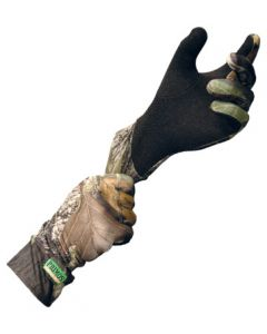 Primos Stretch Fit Glove W/Sure-Grip Mossy Oak New Bu
