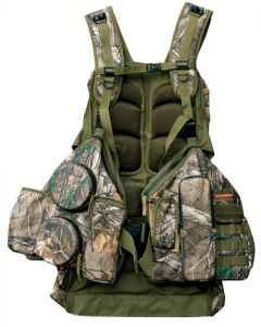 Primos Turkey Vest Rocker Genii Rt Xtra Green Xl/xxl