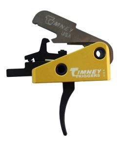 Timney Trigger Ar-15 3lb Pull Solid Straight Small Pin