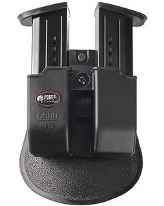 Fobus Mag Pouch Double For 9Mm/.40SW Paddle