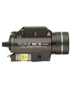 Streamlight TLR-2 Hl G Led Light With Green Laser