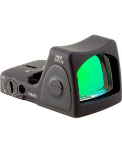 Trijicon Rmr Sight Type 2 Adj. Led 3.25 Moa Red Dot W/o Moun