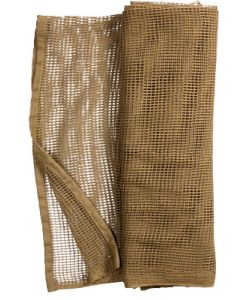 "Red Rock Sniper Veils 72""x34"" Coyote Netting"