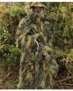 Red Rock Outdoor Gear Ghillie Suit Woodland 5 Piece Adult Xl/Xxl