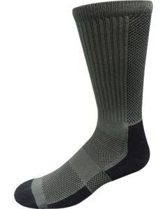 Covert Threads Jungle Sock W/ Insect Repelling Tech Lg Od