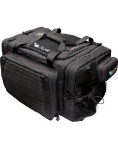 Odor Crusher Tactical Ozone 3.0 Mission Duty Bag Black