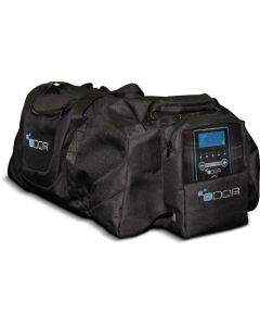 Odor Crusher Tactical Large Gear Bag W/ Ozone Generator