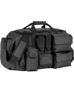 Red Rock Operations Duffle Bag Blk 7 External Utility Pouche