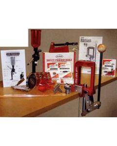 Lee Precision Breech Lock Challenger Press Reloading Tool Kit