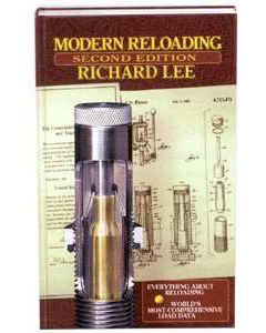 Lee Precision Modern Reloading Manual 525 Pages