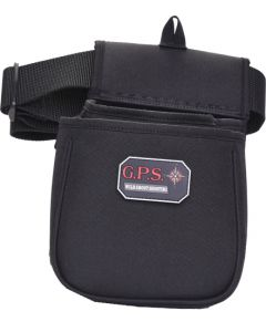 GPS Outdoors Contoured Double Shell Pch Web Belt Blk