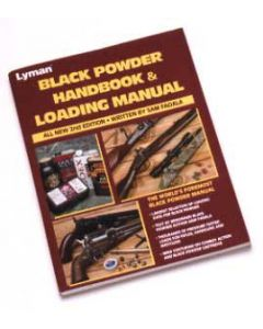 Lyman Blackpowder Handbook 2Nd Edition 336 Pages