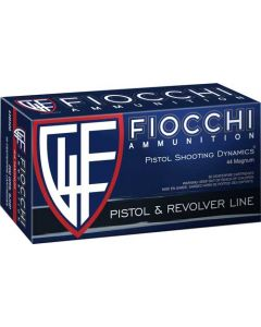 Fiocchi .44Mag 200Gr. Sjhp25-Pack