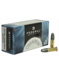 Federal Cartridge Ammo 22LR Lighting Solid 1240FPS. 40Gr. 50Pk