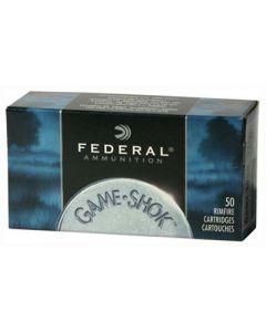 Federal Cartridge Ammo .22WMR 1530FPS. 50GR JHP 50Pk