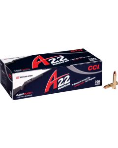 CCI Ammo .22 WMR Game Point 35gr. 200-pk