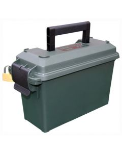 MTM Case-Gard .30 Caliber Ammo Can Tall Forest Green Lockable