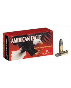 Federal Cartridge Ammo .22LR 1240FPS. 40Gr. Solid Point 50Pk
