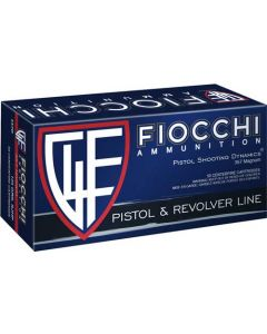 Fiocchi .357Mag 148Gr. Jhp 50-Pack