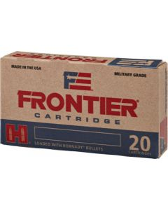 Hornady Ammo .223 Rem. 55gr. Spire Point 20-pack