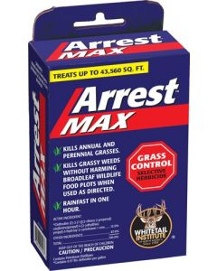 Whitetail Institute Herbicide Arrest Max Grass 1Pt 1Acre