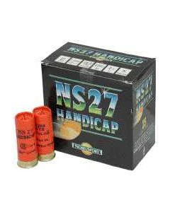 "Nobel Sport Ammo 12GA. 2.75"" 1265FPS. 1-1/8Oz. #8 25-Pack"