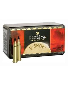 Federal Cartridge Ammo .22WMR 2200FPS. 30GR Speer TNT 50Pk