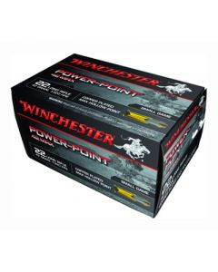 Winchester Ammunition Ammo Power Point Max .22LR 42Gr. Power Point HP 50-Pack