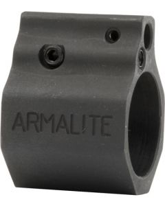 Armalite Gas Block .750 Adjustable Low Profile  Black