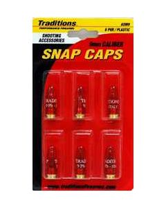 Traditions Snap Caps 9MM 5-Pack