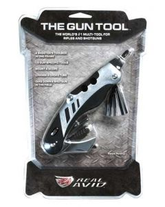 Real Avid Gun Tool 18 In One Shooters Multi-tool