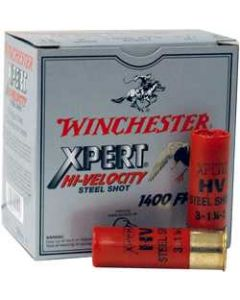 "Winchester Ammunition Ammo Xpert Steel 12GA. 3"" 1400FPS. 1-1/4Oz. #2 25-Pack"