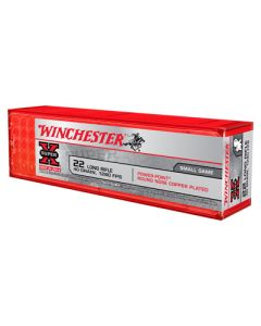 Winchester Ammunition Ammo Super Speed .22LR 1280FPS. 40GR Ppp-HP 100-Pack
