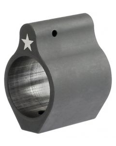 Bravo Company Gas Block Low Profile .750 Black Steel