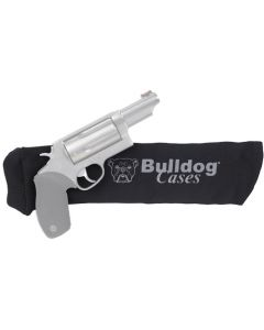 "Bulldog Gun Sock 14""x4"" Black Handgun"