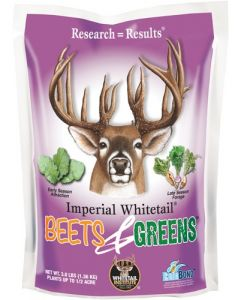 Whitetail Institute Beets And Greens 1/2 Acre 3Lbs Fall