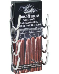 Bradley Smoker Sausage Hooks Set Of 4