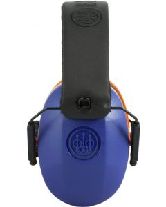 Beretta Gridshell Earmuff 24db Blue/orange/black
