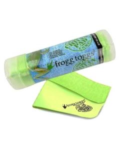 "Frogg Toggs ""Original"" Chilly Pad Cooling Towel-Lime Green"