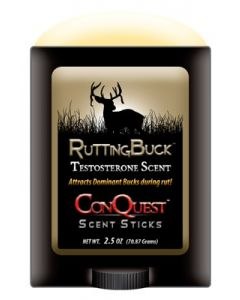 Conquest Scents Deer Lure Rutting Buck 2.5Oz. Stick