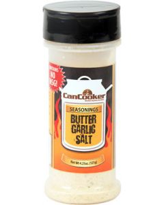 Can Cooker Butter Garlic Salt Seasoning