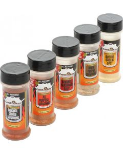 Can Cooker Seasoning Sampler Pack (1 Of Each)