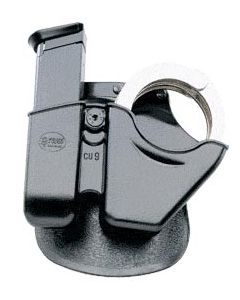 Fobus Combo Handcuff/Mag Pouch For 9MM Double Stack Magazines