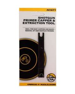 CVA Shotgun Primer Capper And Extractor Tool