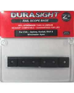 DuraSight Base 1Pc For CVA Optima, Kodiak, Wolf & W.Apex